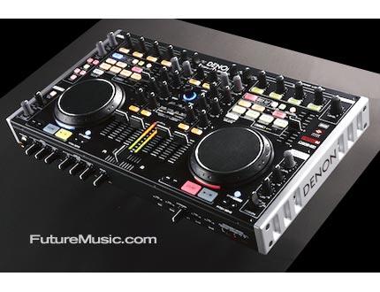 Denon MC6000 DJ Controller Mixer