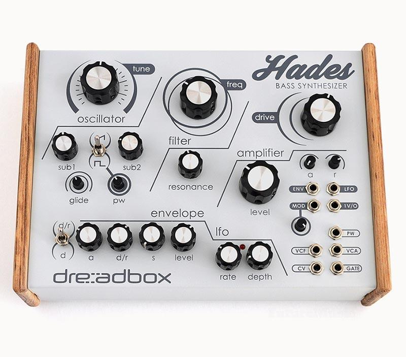dreadbox hades analog synth bass