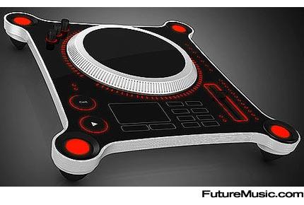 EKS Unveils OTUS DJ Controller / Sound Card | FutureMusic