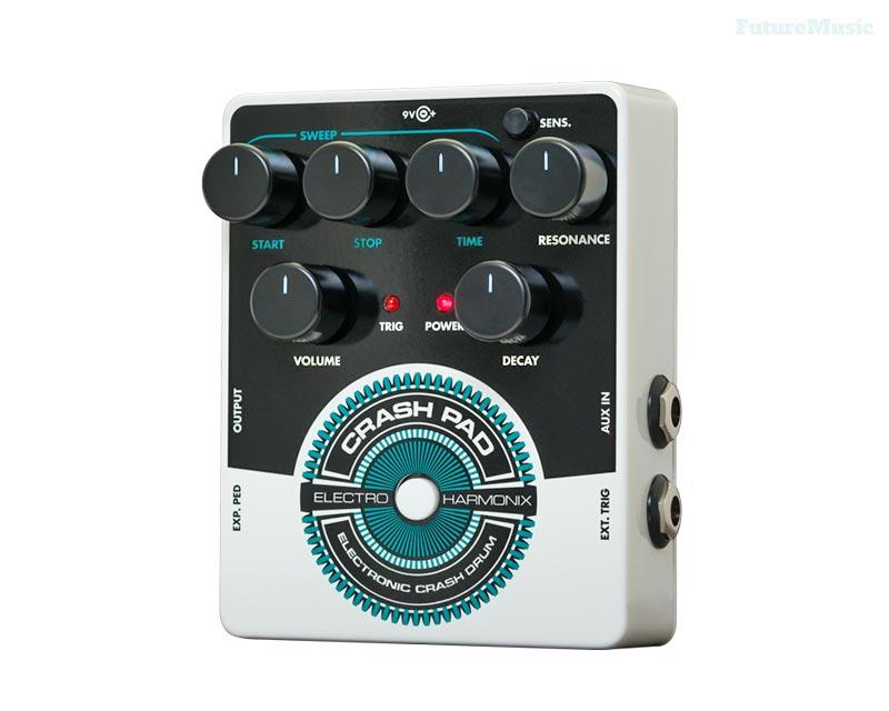 electro-harmonix  crash pad review