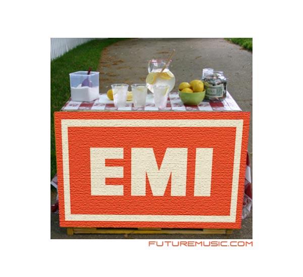 Citigroup Close To Unloading EMI