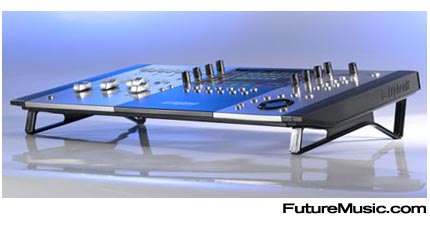 Euphonix Debuts Elegant Artist Series Controllers, MC Control & MC