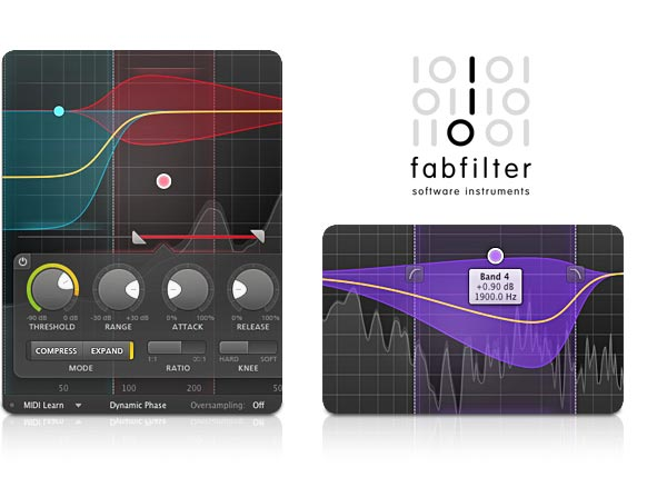 multiband dynamics review fabfilter Pro-MB