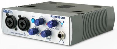 PreSonus FireBox