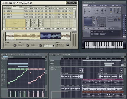 how to create an automation clip in fl studio 12