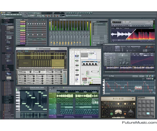 how to cut audio fl studio