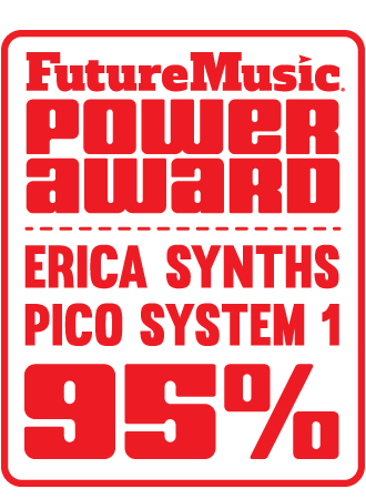 FutureMusic erica synths pico system 1 review 95 Rating
