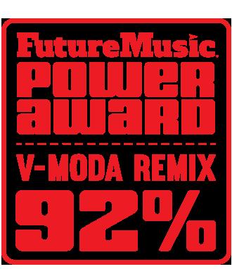 futuremusic v-moda-remix review - 92 rating