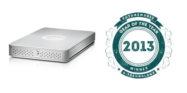 2013 Gear Of The Year - G-Tech G Dock ev