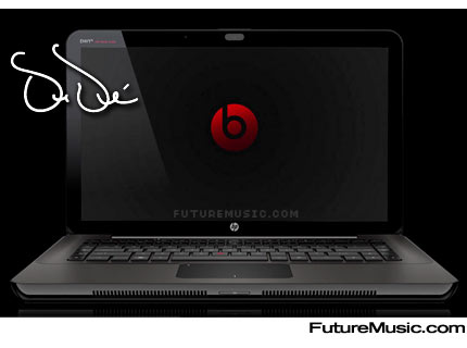 HP Beats Audio