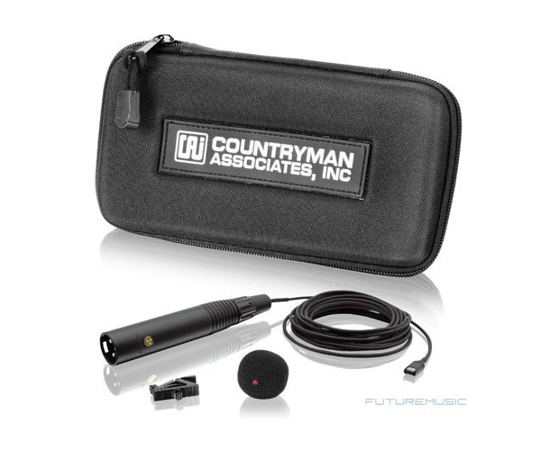 Countryman i2-instrument-mic-package