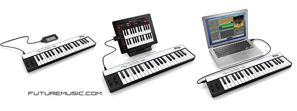 IK Multimedia Introduces iRig Keys