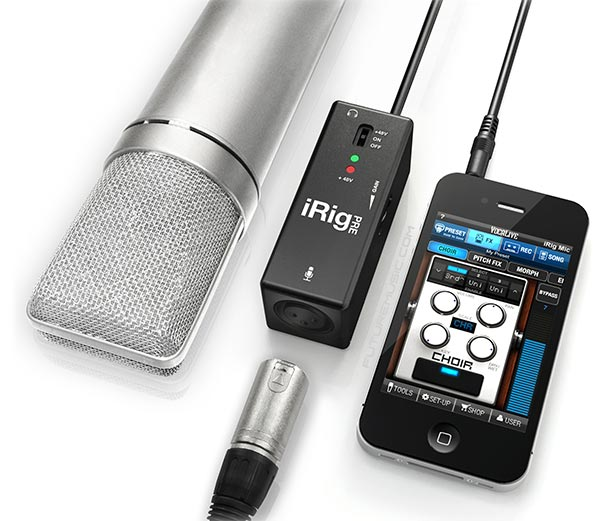 IK Multimedia iRig PRE Review