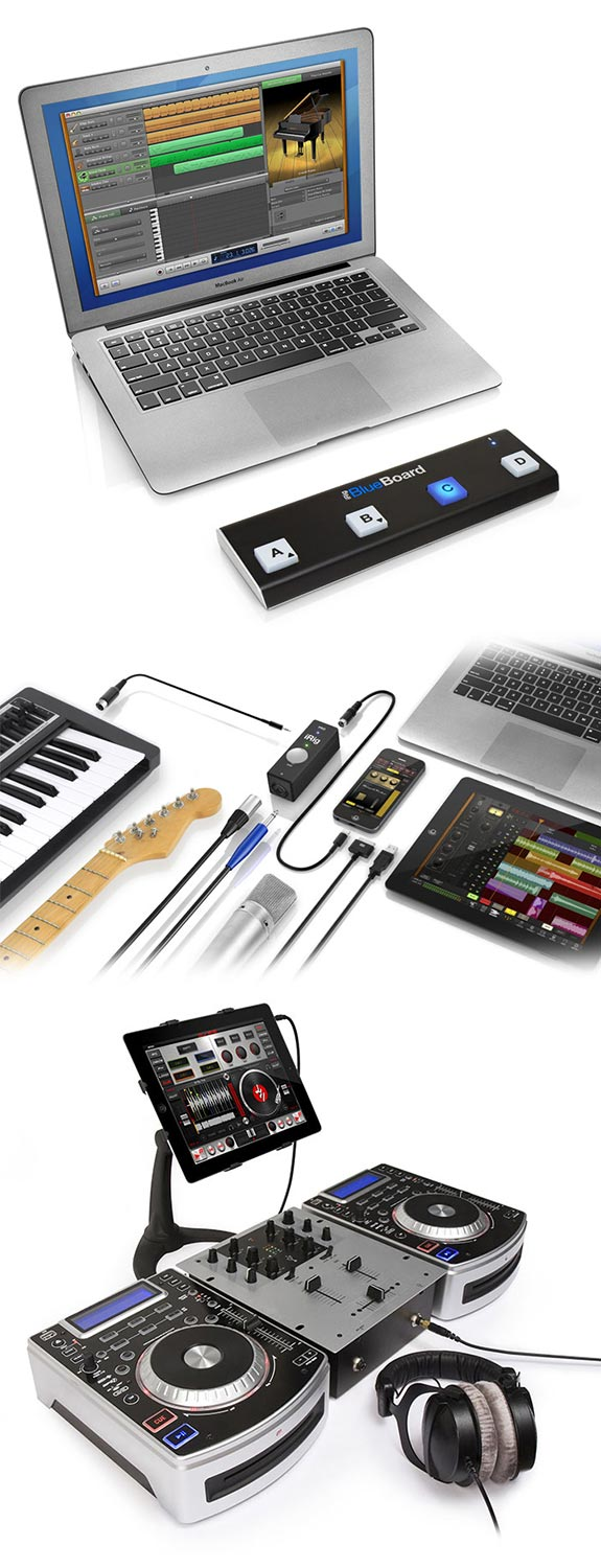 IK Multimedia goodies