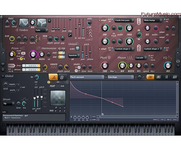 Image-Line Harmor Synth