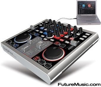iCue DJ Controller จาก Ion DJ
