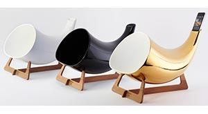 Passive Ceramic iPhone Dock