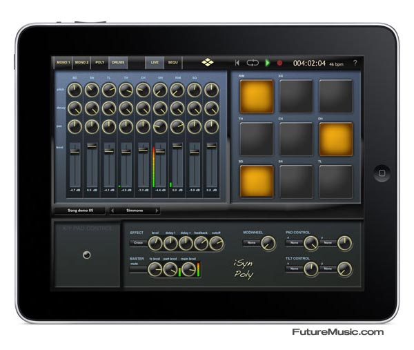 VirSyn Releases iSyn Poly For iPad