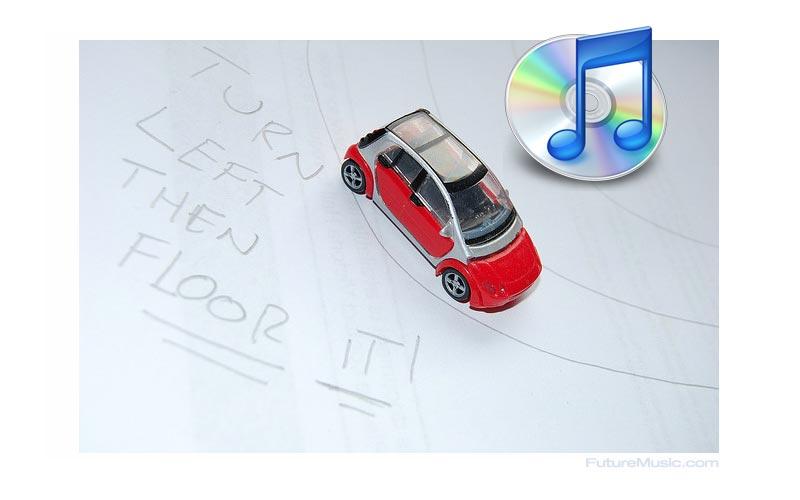 iTunes Bandits