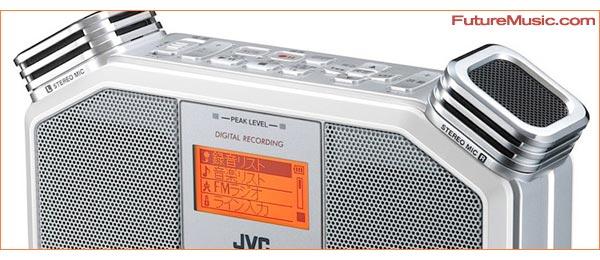 JVC rd-r1