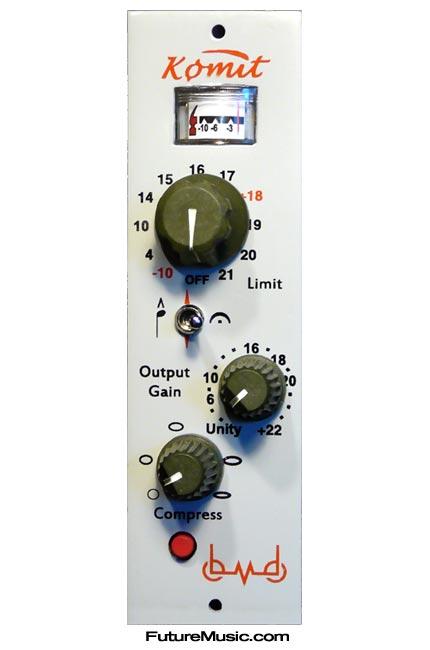 Burgin McDaniel Design Komit Compressor Limiter