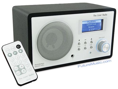 Livio Radio Featuring Pandora