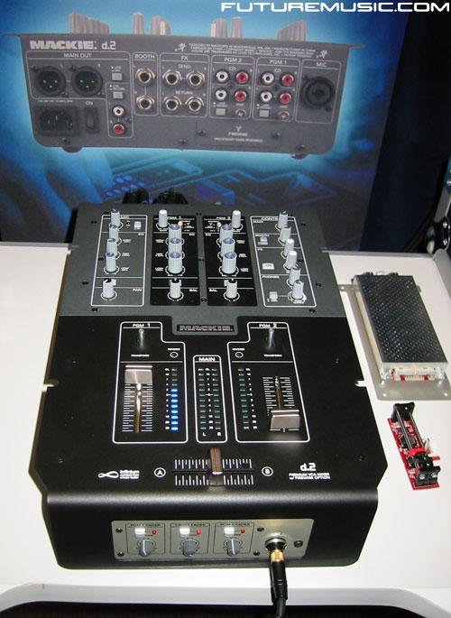 Mackie D.2 DJ Mixer
