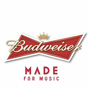 Budweiser Innovates With New Made For Music Campaign