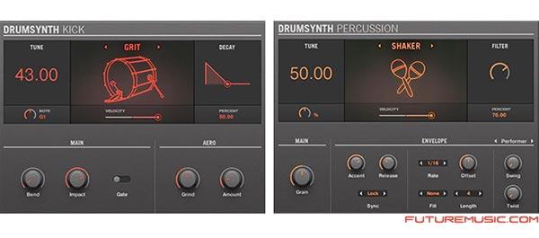 drum grit performer maschine 2.1 update