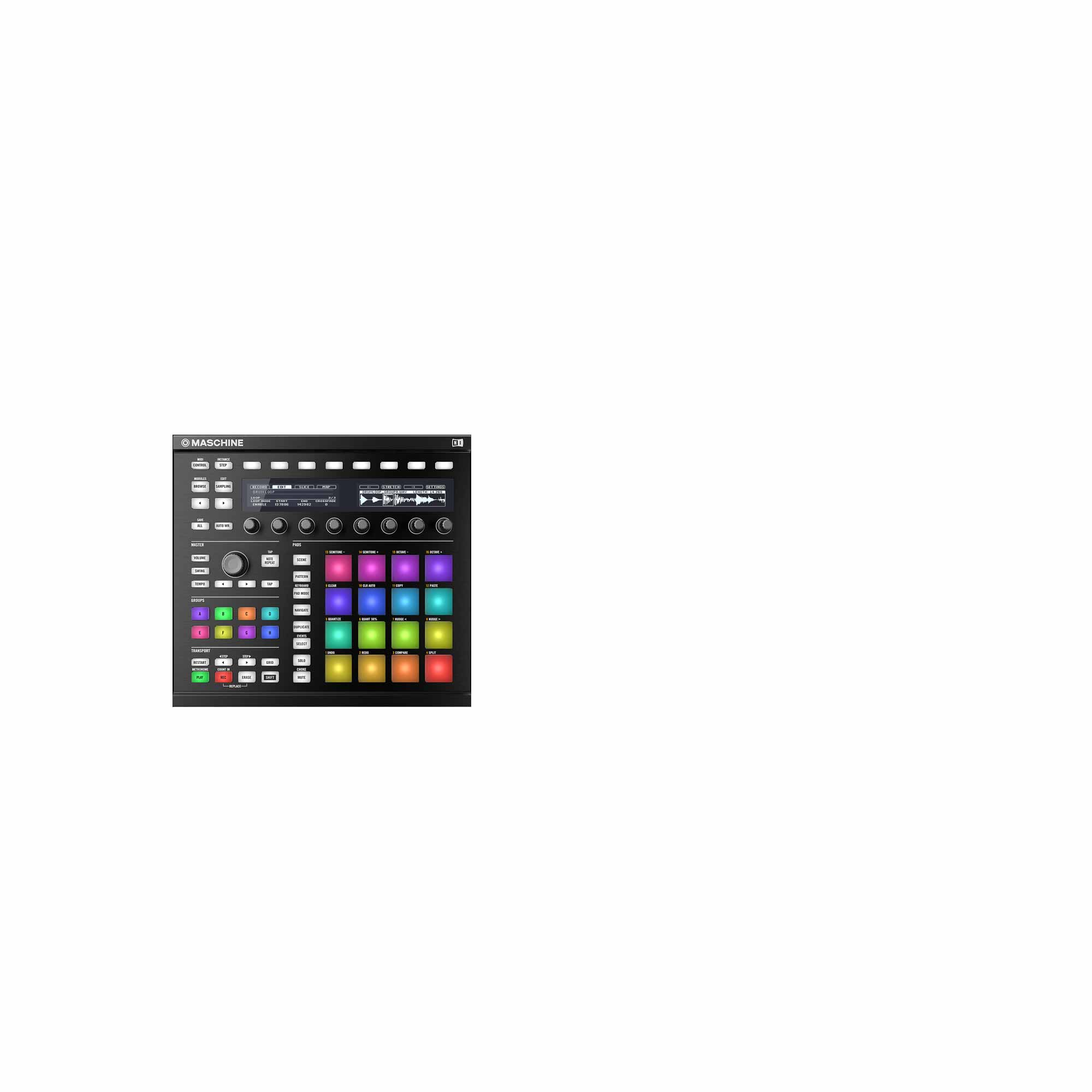 Native Instruments Announces New Generation Of Maschine Hardware & Software