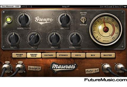 Tony Maserati Plug-In