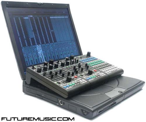 FaderFox micromodul laptop