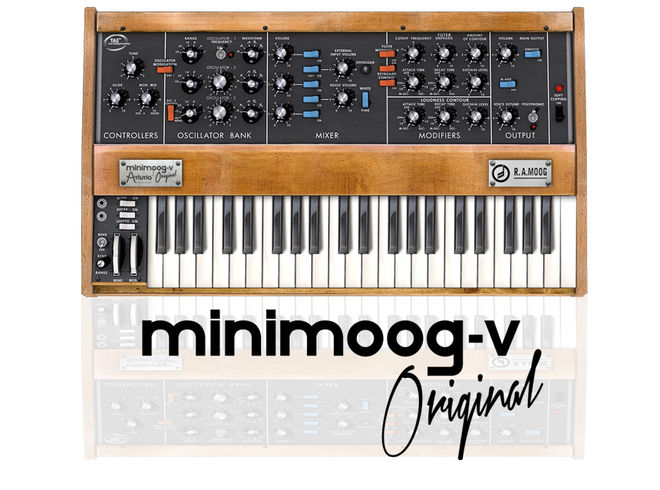 Arturia Free Minimoog Offer – Don't Go To Their Website