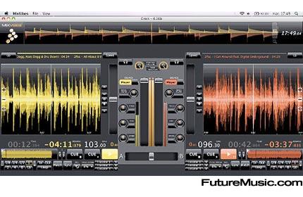 Mixvibes Introduces Cross – Multi-Platform DJ Mixing Software