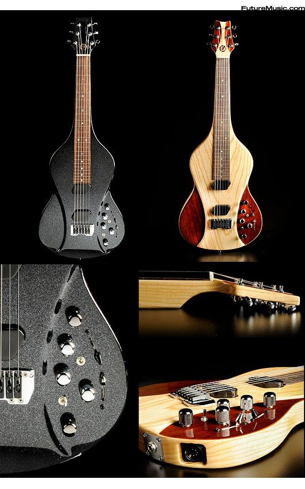 Moog Lap Pedal Guitar