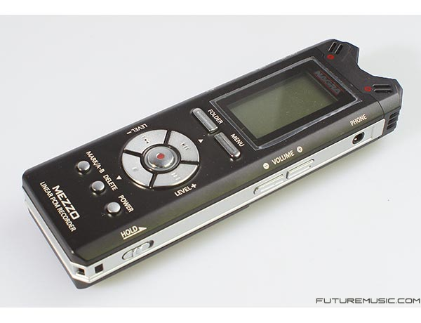 Nagra Mezzo portable digital Recorder
