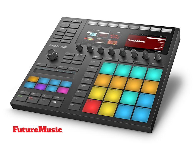 native instruments maschine mk3 FutureMusic