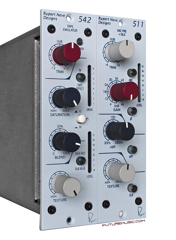 neve-542-511 500 series modules