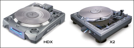Numark's New HDX and X2 for 2006