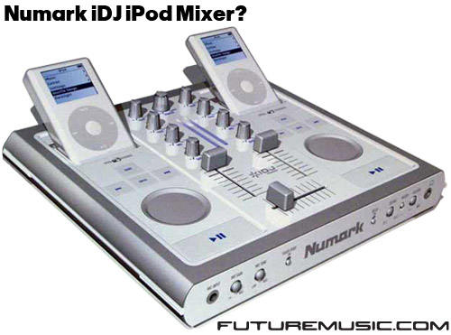 Numark iPod Mixer