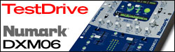 TestDrive: Numark DXM06 DJ Mixer