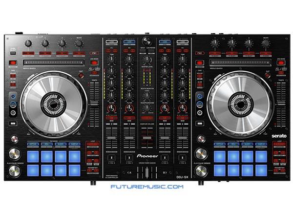 pioneer-ddj-sx-controller-top