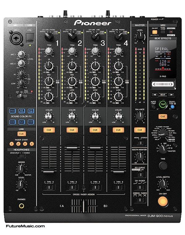 Pioneer DJM-900 DJ Mixer