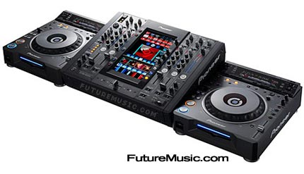 music technology DJ gear producing dance music edm and everything