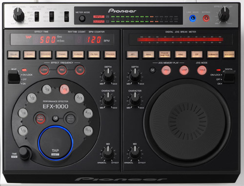 Pioneer EFX-1000 Pioneerefx1000