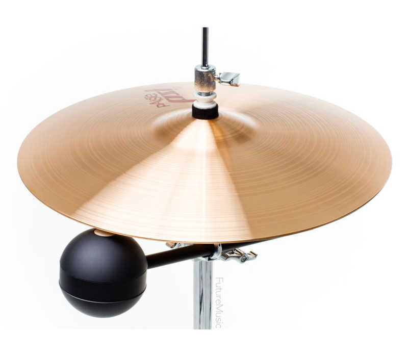 polyend-perc-trigger on high hat cymbal