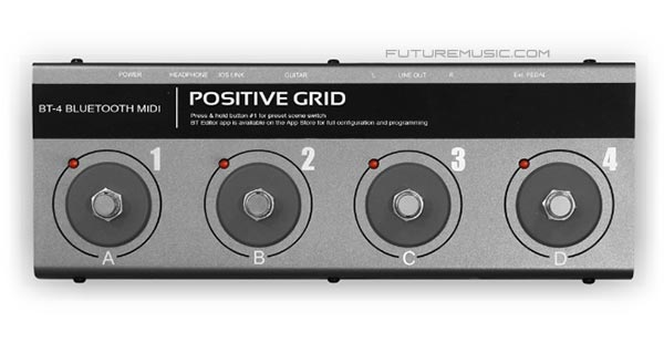 Positive Grid BT-4
