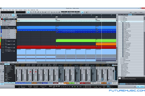PreSonus Updates Studio One To Version 2.5