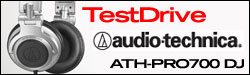 TestDrive: Audio-Technica ATH-PRO700 DJ Headphones Review