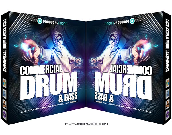 ProducerLoops Unleashes Commercial Drum & Bass Volume 1